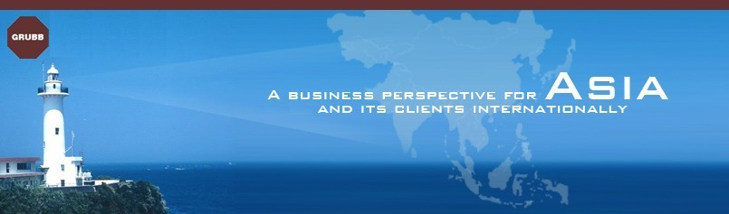 A business perspective for Asia Roy Grubb and his clients internationally